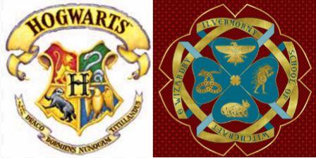 Hogwarts Ilvermorny