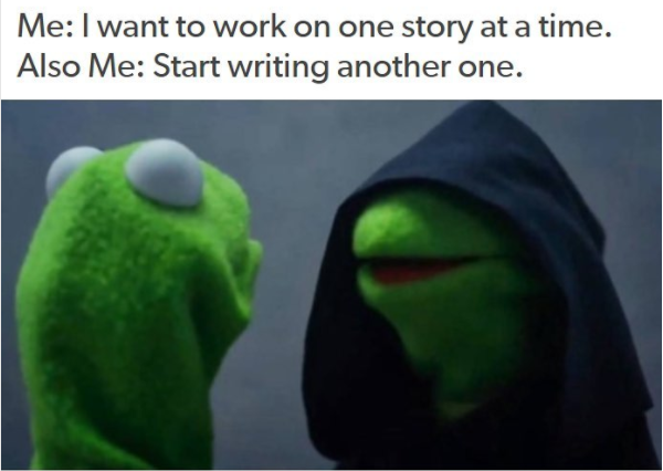 Kermit-Writing